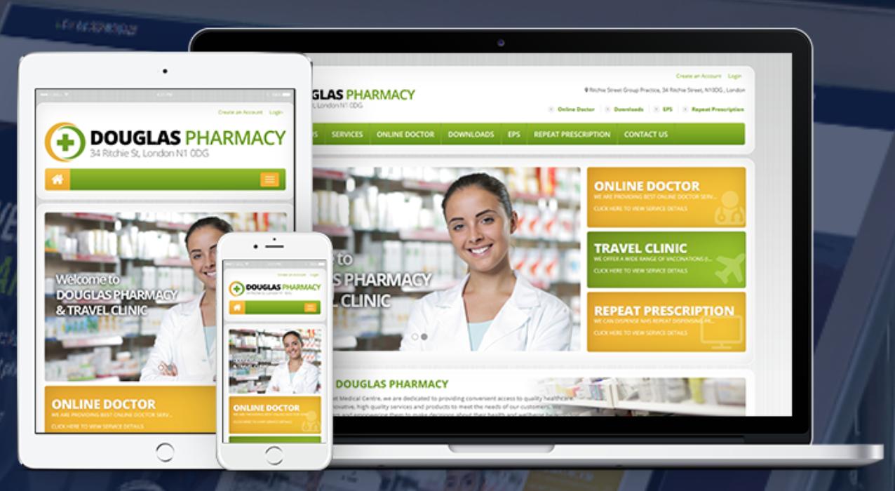 Best community pharmacy website